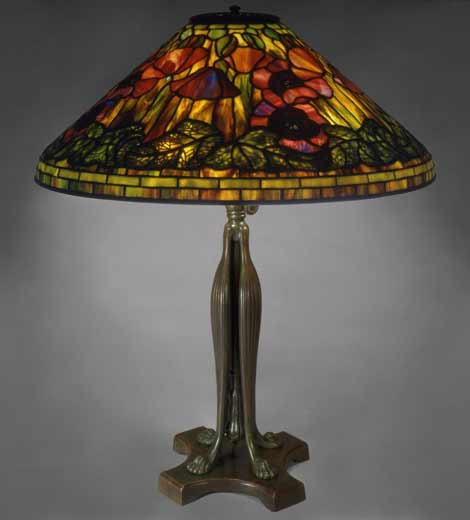 Lamp Bases Anything In Stained Glass